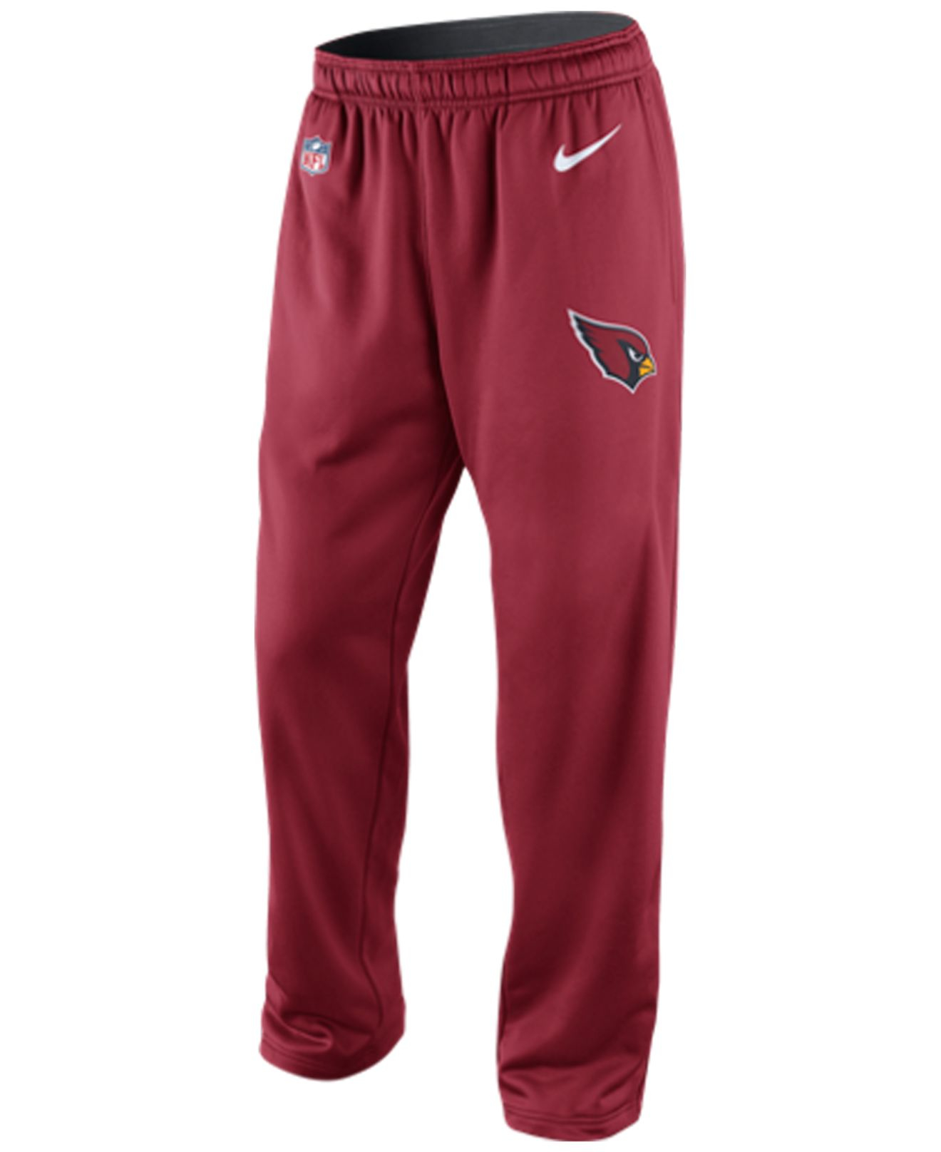 Nike Men's Arizona Cardinals Ko Fleece Pants in Red for Men (Red ...