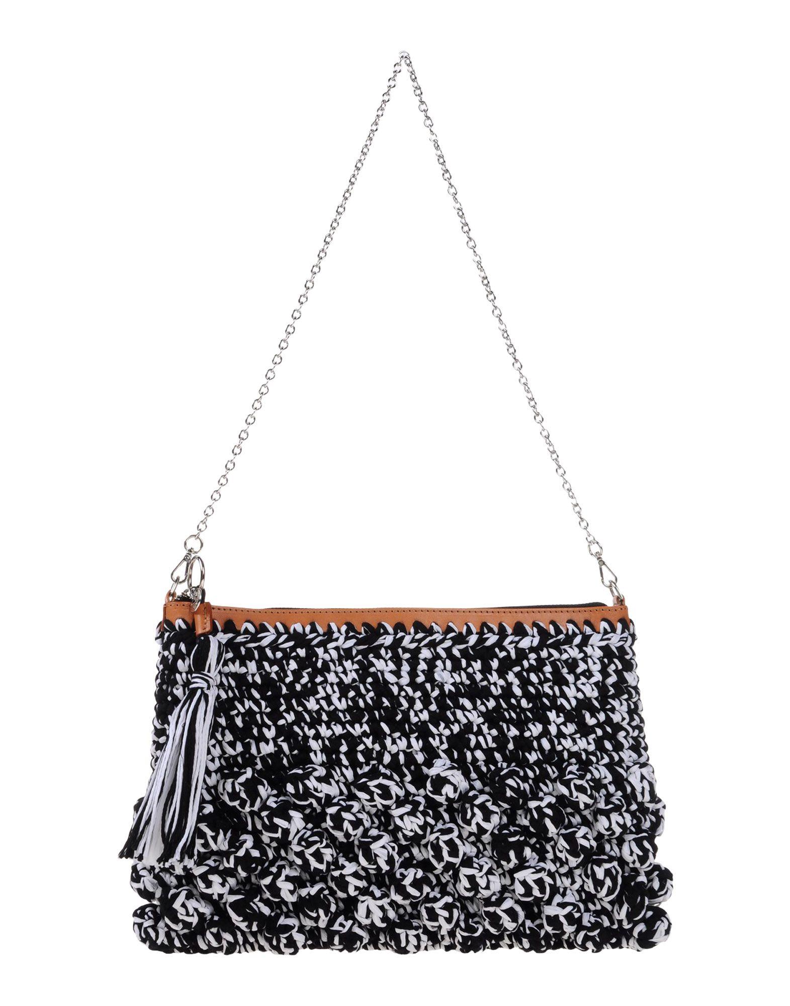 Lyst M Missoni Handbag In Black