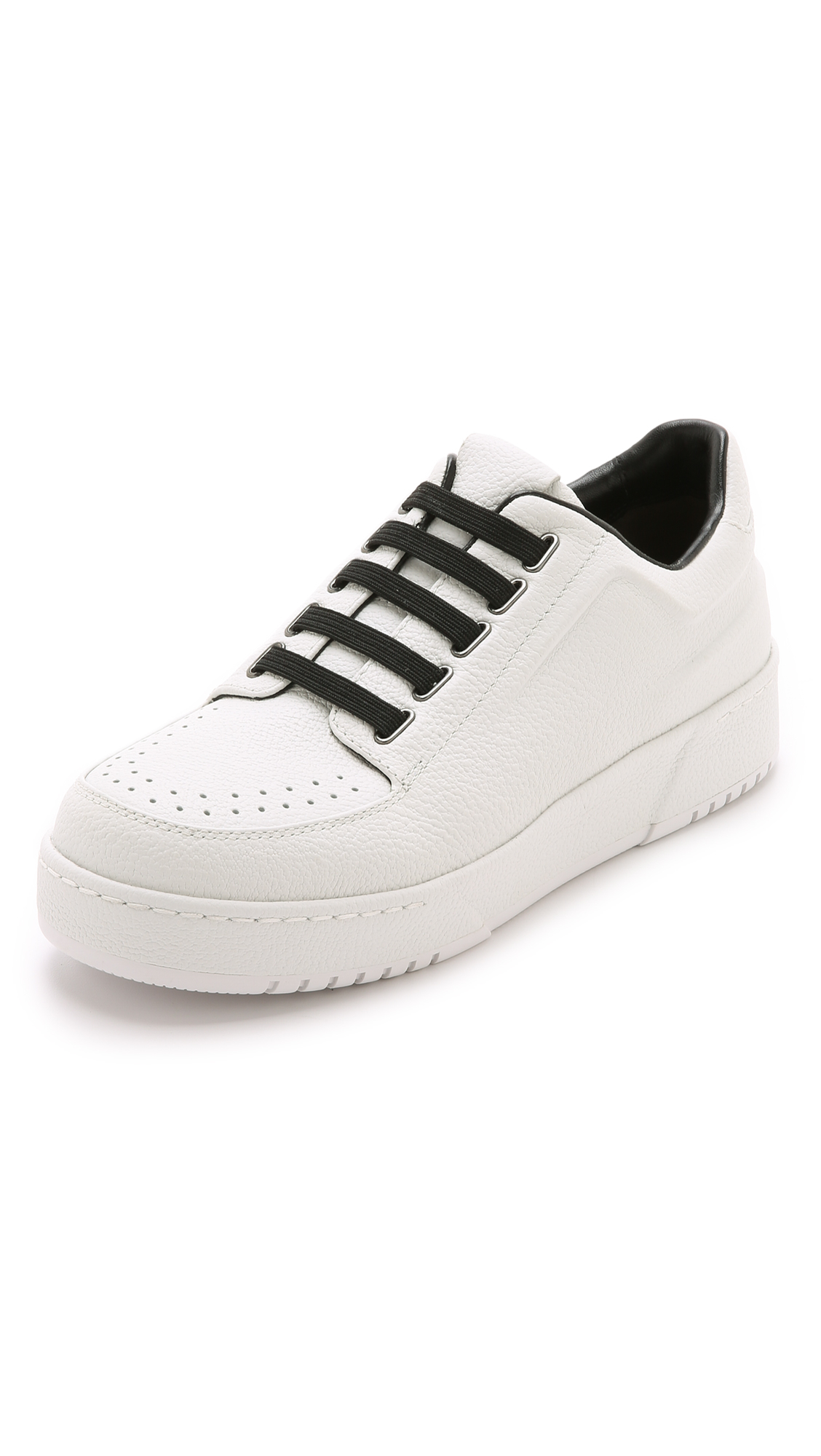 Pre-owned - Leather low trainers 3.1 Phillip Lim 8dazs