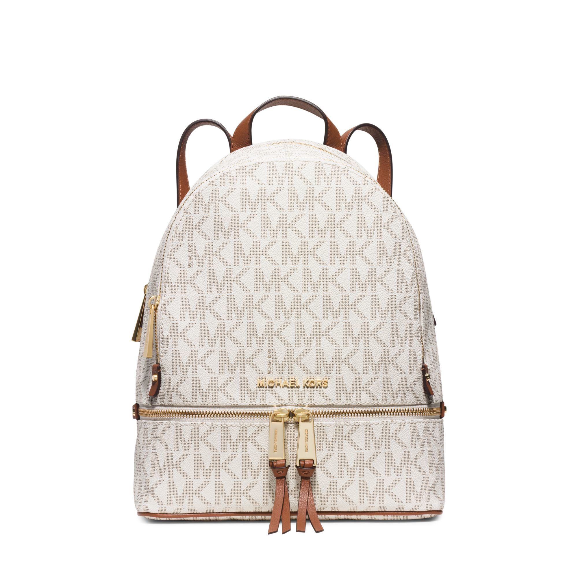 ba97306514 ... shopping michael kors mini gold backpack 78238 4d141
