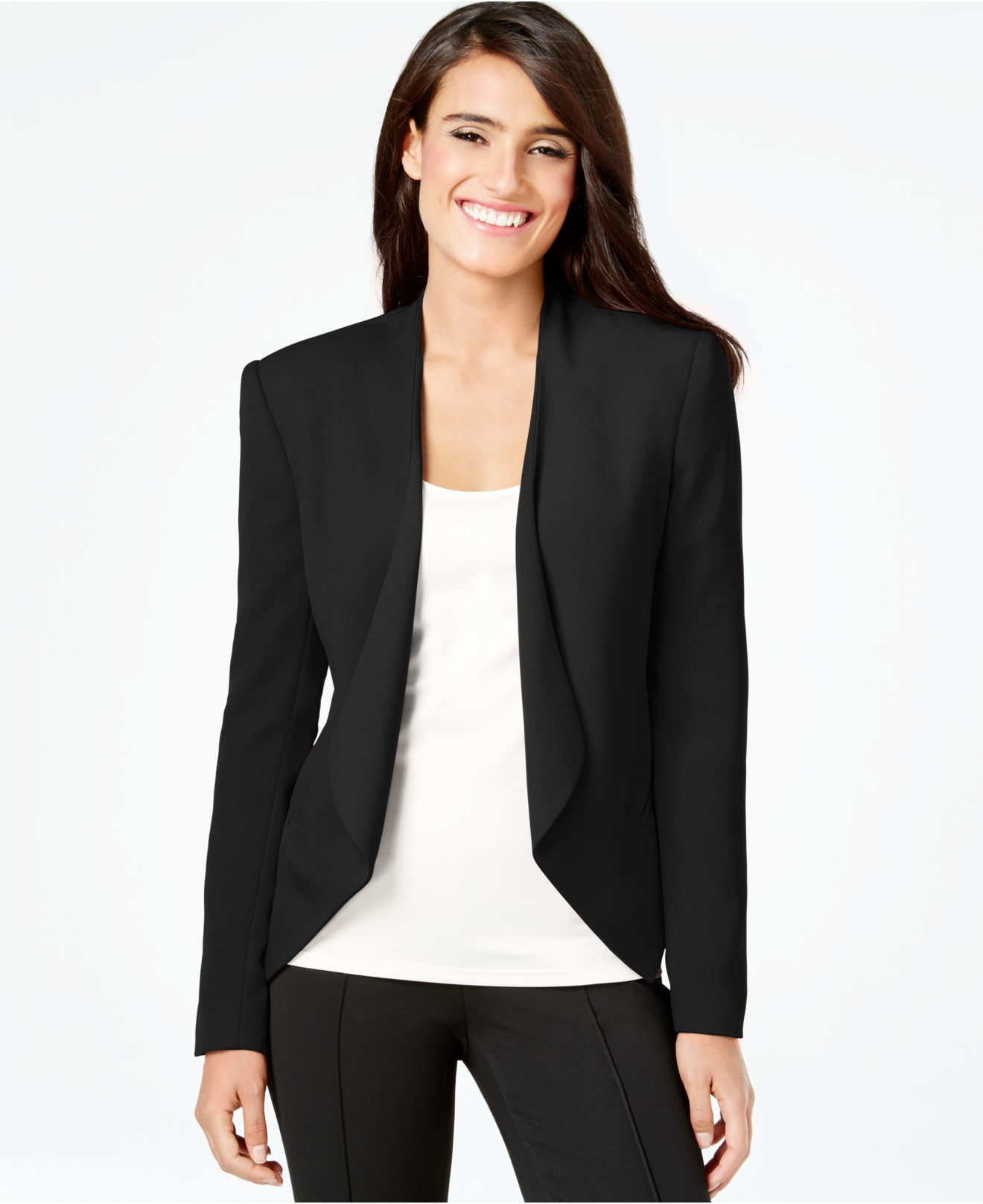 Find draped blazer jacket at ShopStyle. Shop the latest collection of draped blazer jacket from the most popular stores - all in one place.