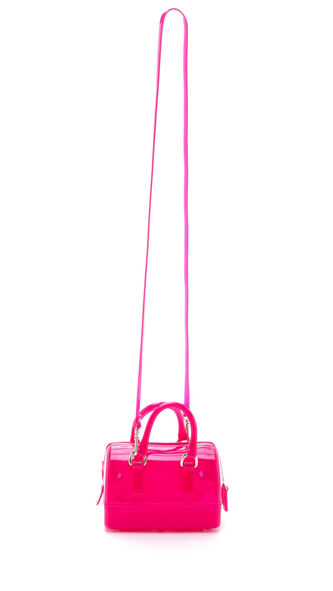 Lyst - Furla Candy Sweetie Mini Cross Body Bag