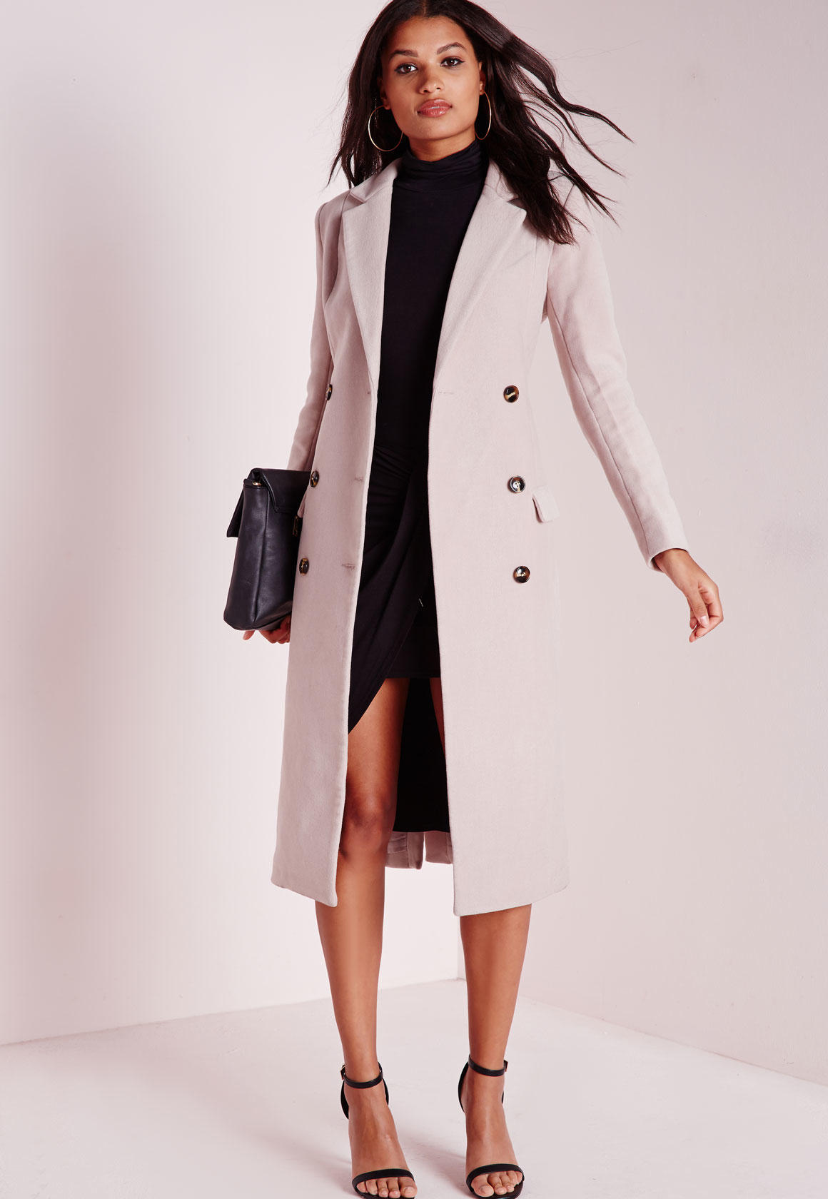 Collection Long Wool Women S Coat Pictures - Watch Out, There's a ...