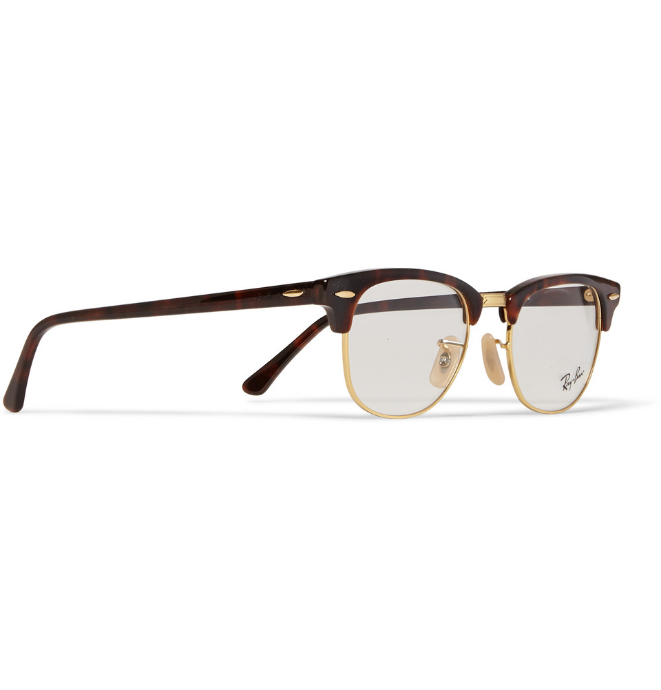 Ray Bans Wire Frame Glasses Black And White « Heritage Malta