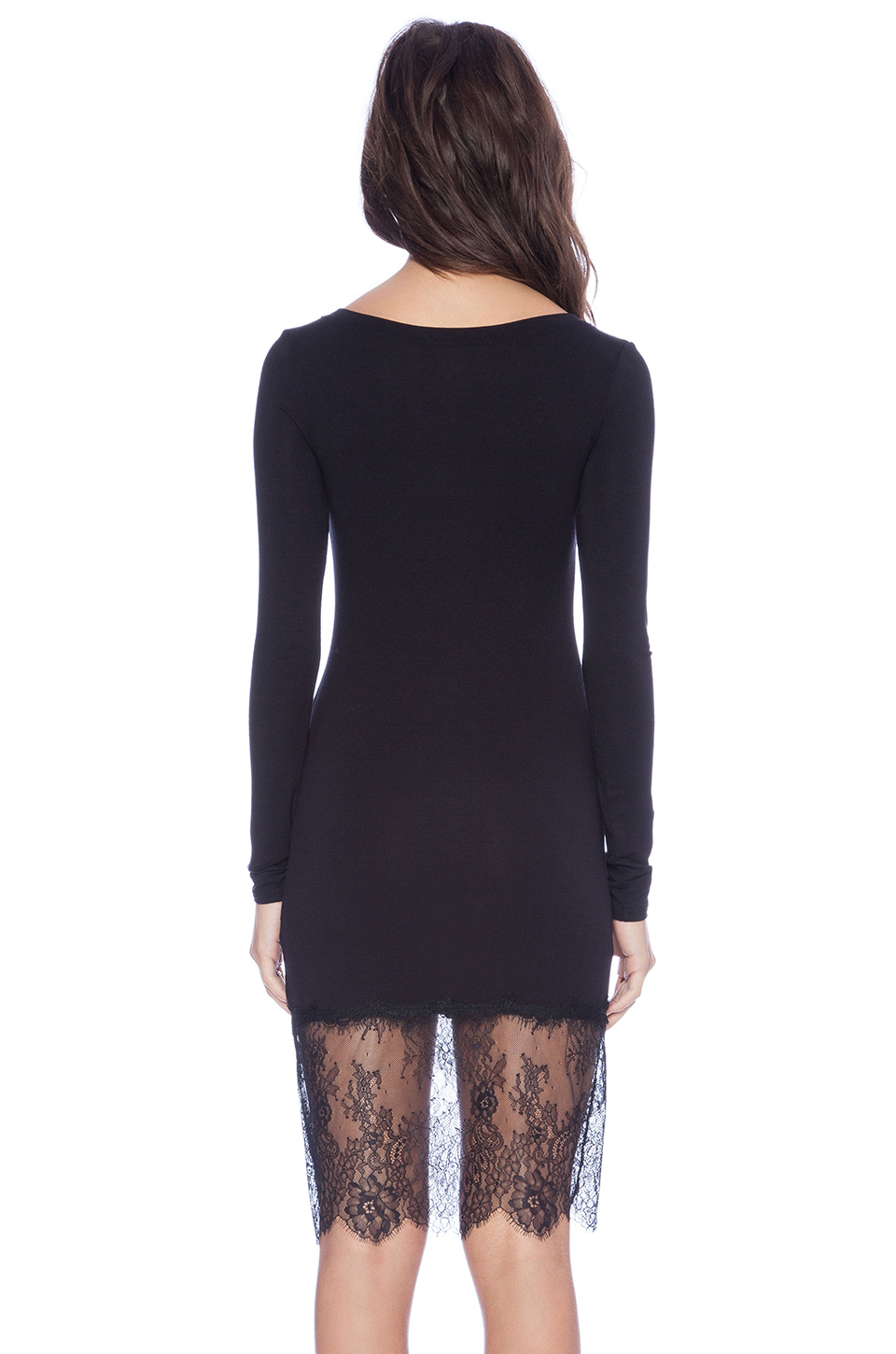 Lyst Bcbgmaxazria Livi Dress In Black