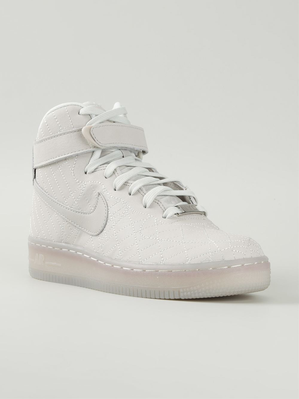 Nike Air Force 1 New York Sneakers In White For Men - Lyst-6040