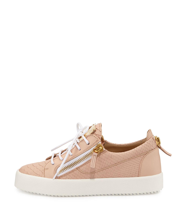 Giuseppe ZanottiSnake May London Sneakers 03GQyV