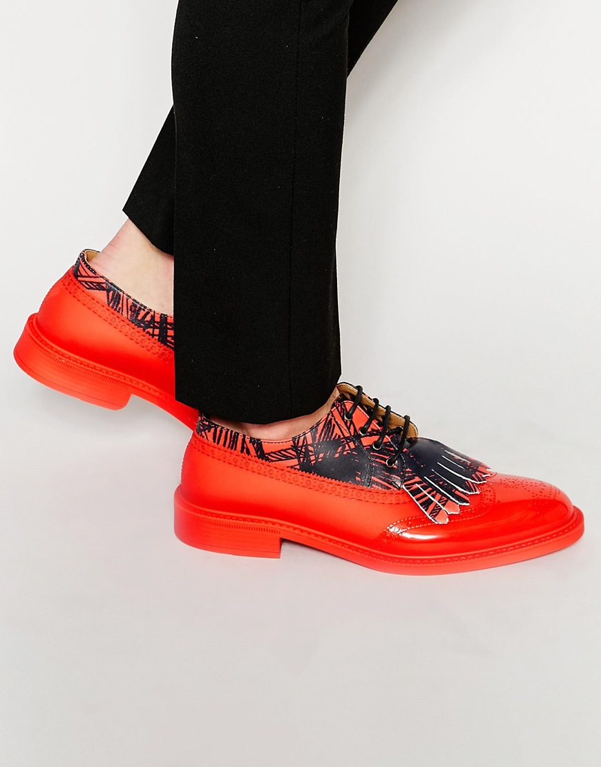 vivienne westwood brogue shoes in for lyst