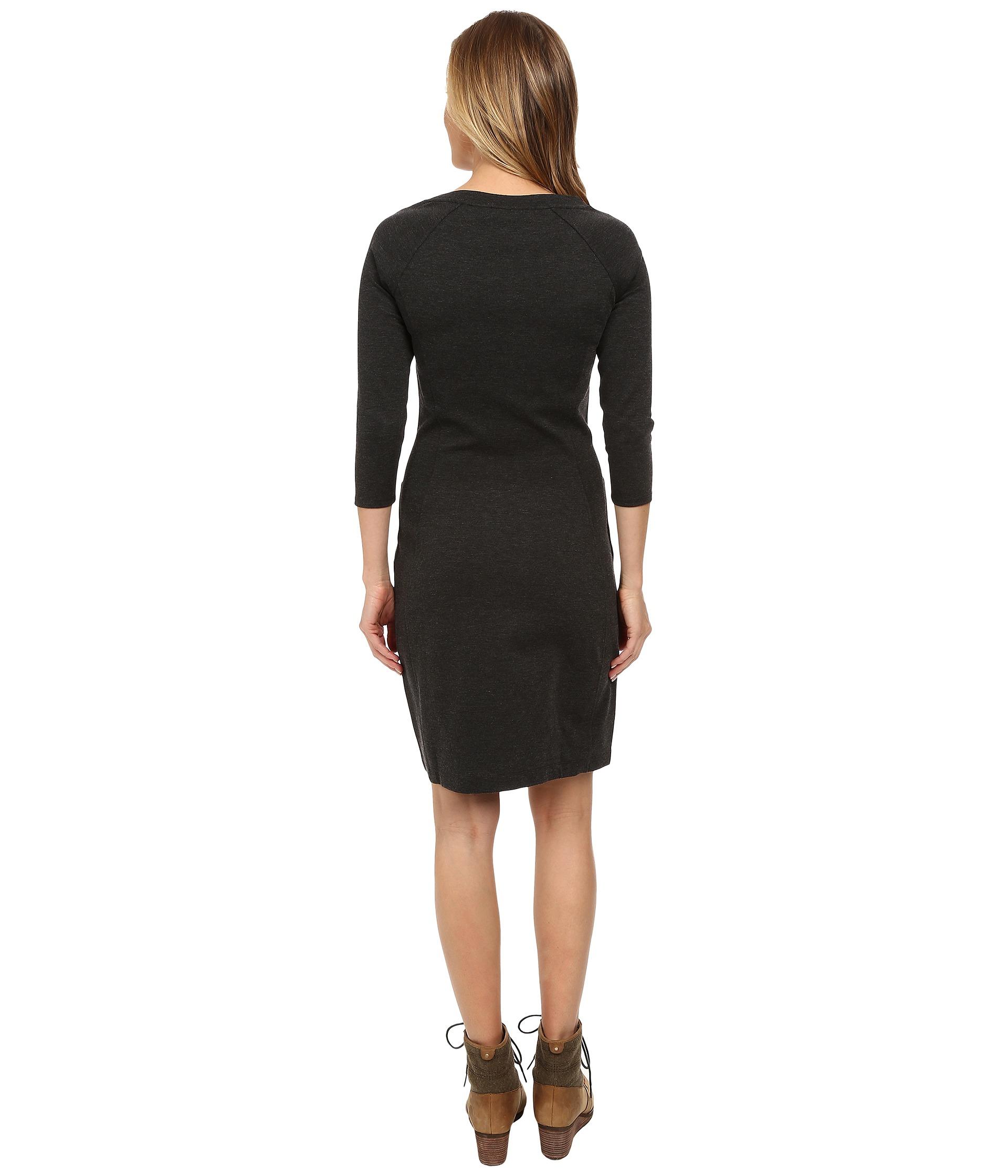 Merrell Ostrova Dress In Black