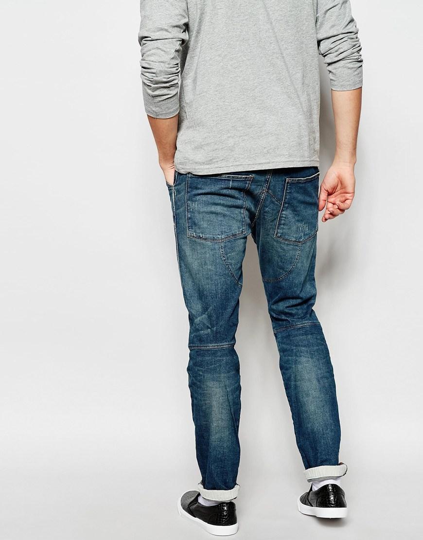 Union Jack Jeans Mens