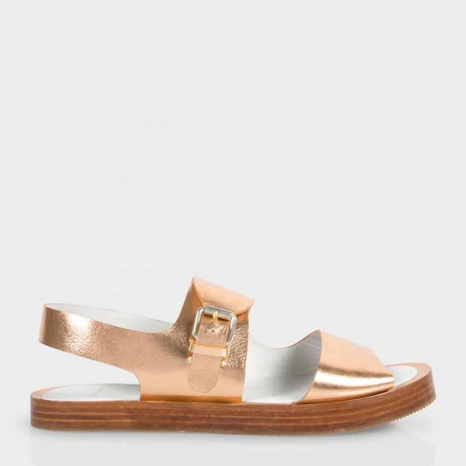 outlet top quality Paul Smith Embossed Leather Slingback Sandals sale genuine sale brand new unisex discount supply cost for sale vZfHNd3