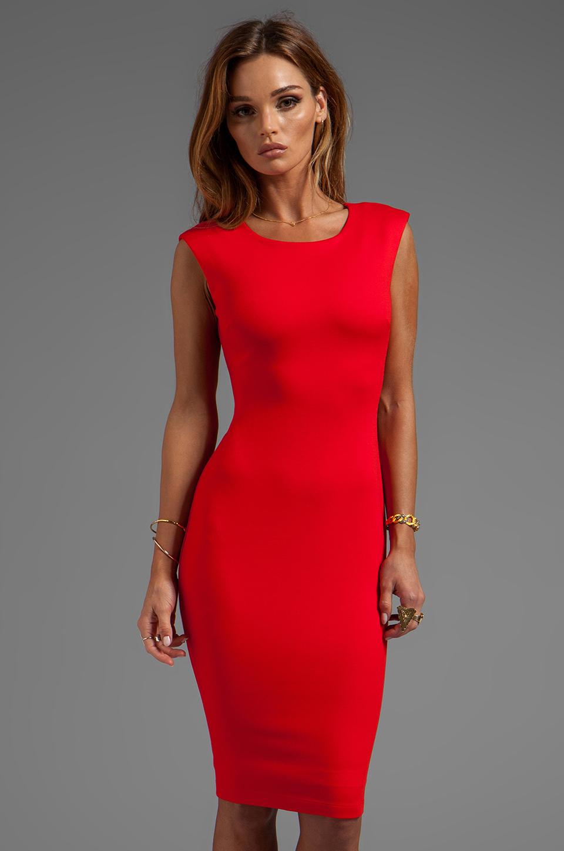 Самые красивые приталенные платья