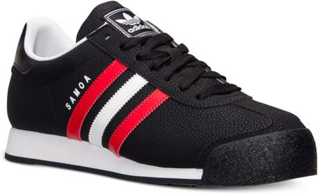 adidas mens samoa casual sneakers from finish line in