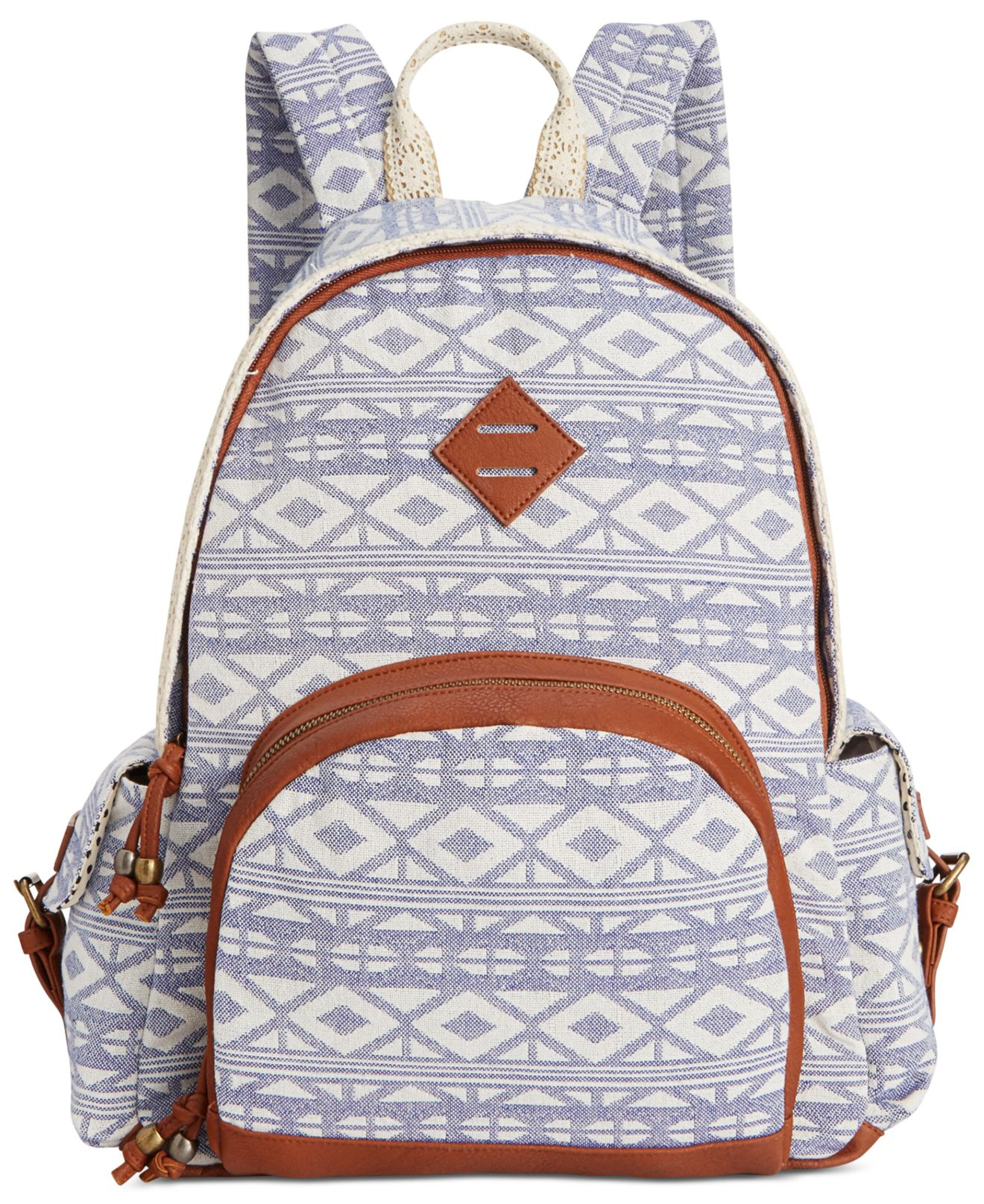 2be593089de351 Madden Girl Brecess Backpack in Blue - Lyst