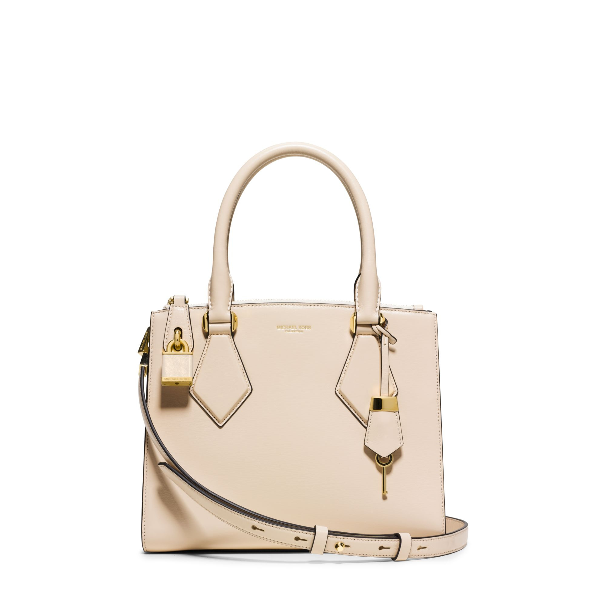 d5eadc74eb8f Womens Michael By Michael Kors Casey ... Michael Kors Collection Casey  Medium Satchel SHOPBOP Michael Kors Collection Large Casey Python ...