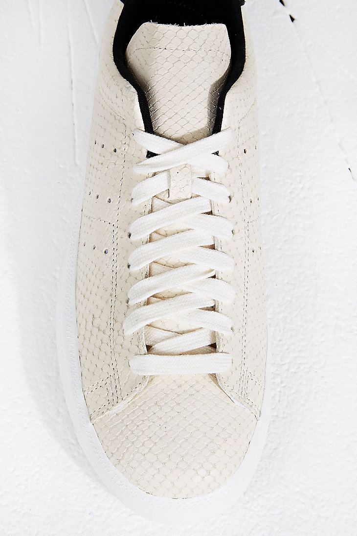 los angeles 8ad7d 1739e adidas Matchplay Trainers in Chalk in White for Men - Lyst