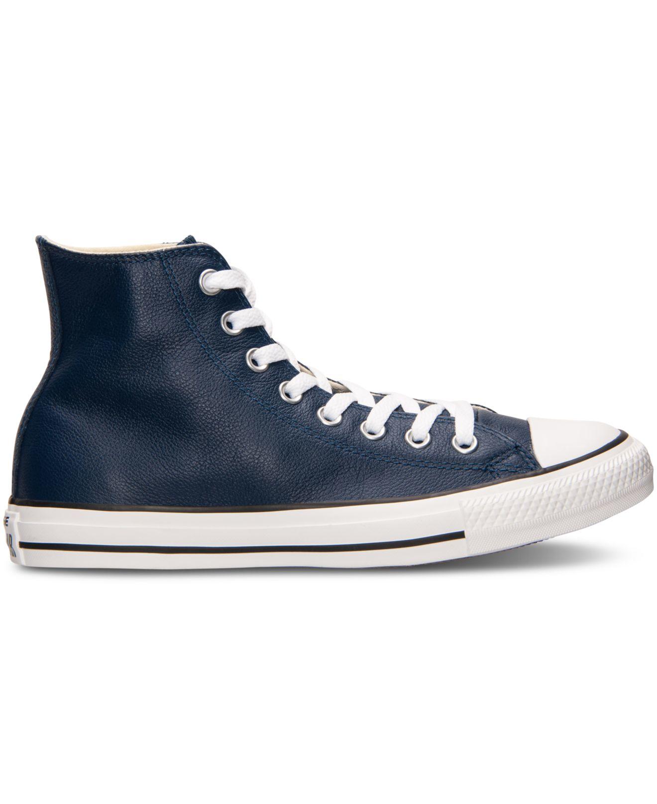 converse s chuck all hi seasonal leather