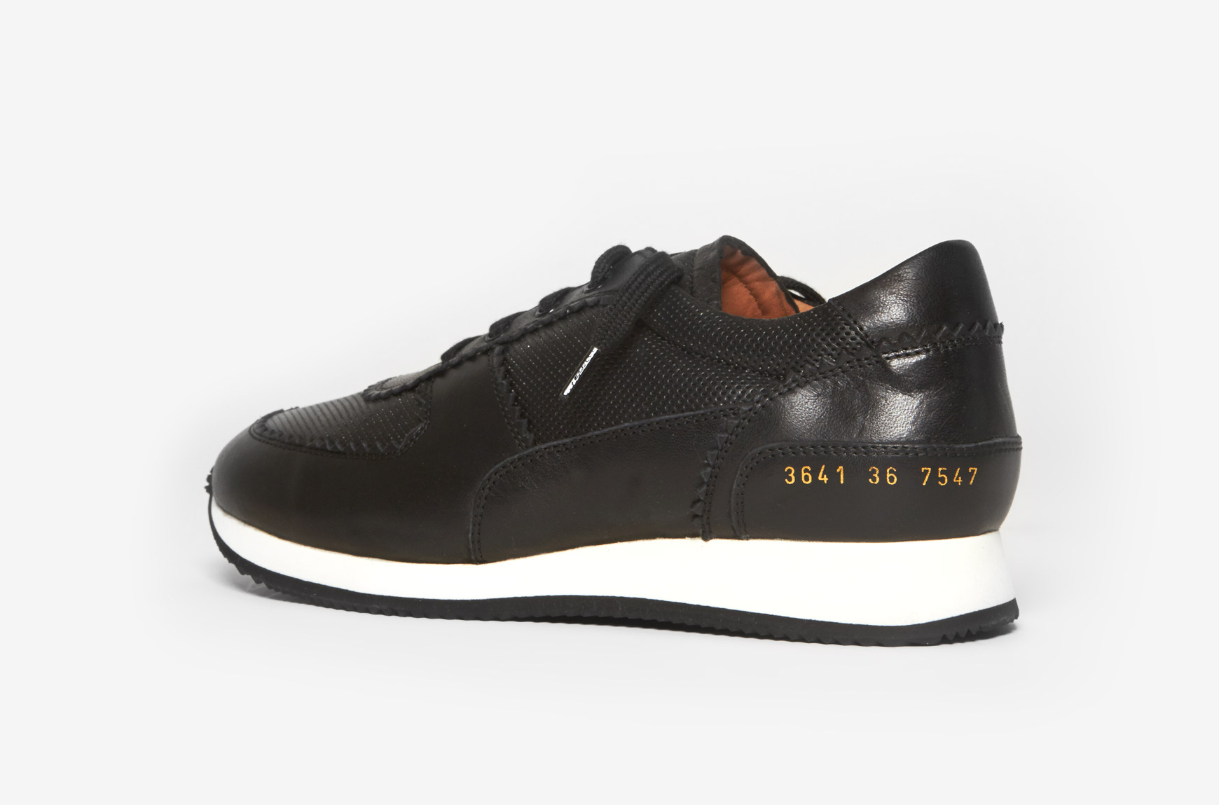 Lyst - Common Projects Track Shoe in Black