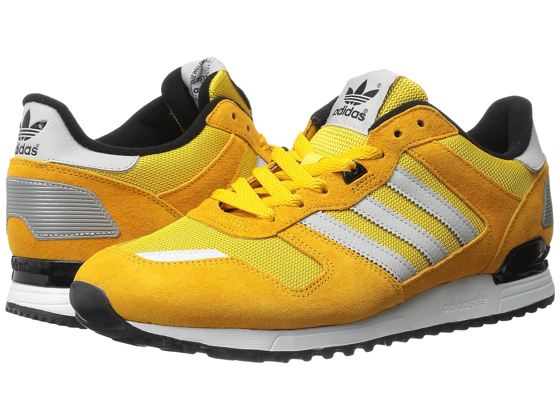 7155a1fdd Lyst - adidas Originals Zx 700 in Yellow
