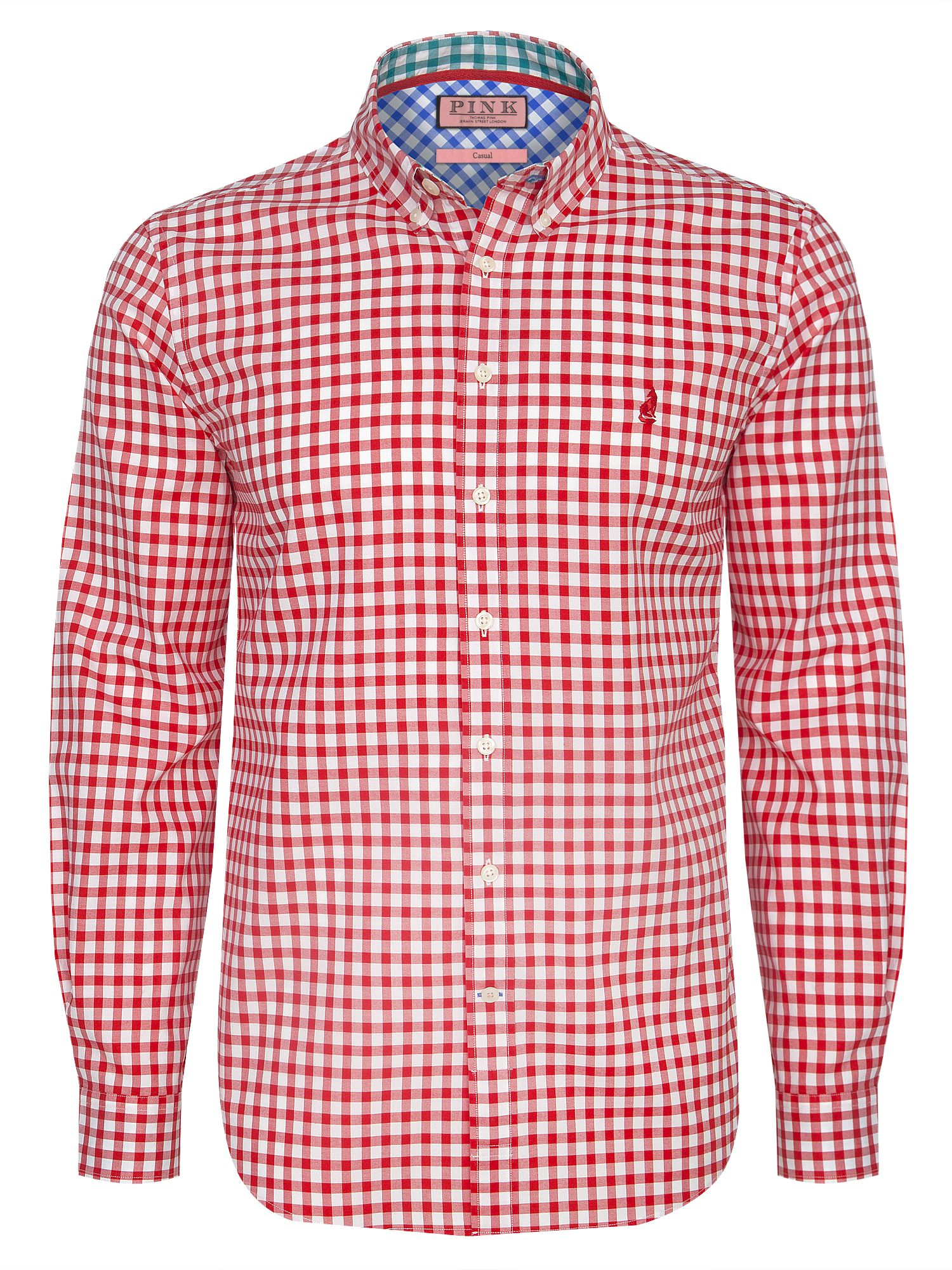 Thomas Pink Mens Shirts | Is Shirt