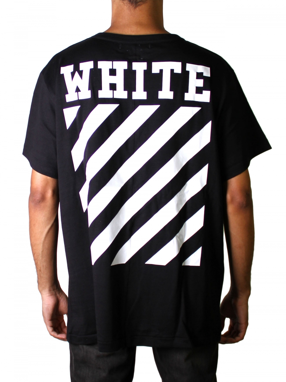 off white black t shirt artee shirt. Black Bedroom Furniture Sets. Home Design Ideas