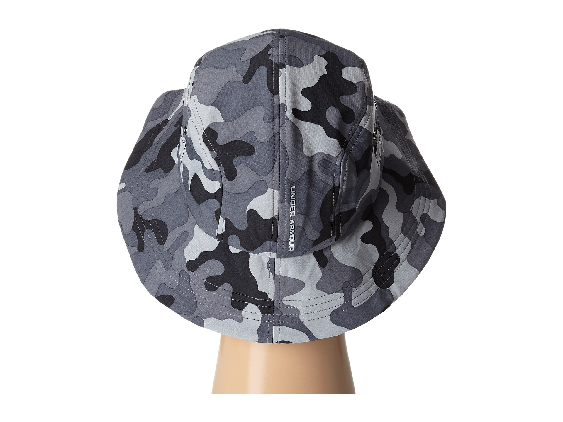 ... spain lyst under armour ua toughest bucket hat in gray for men 4be5c  0ec25 ... c6e134a1abf