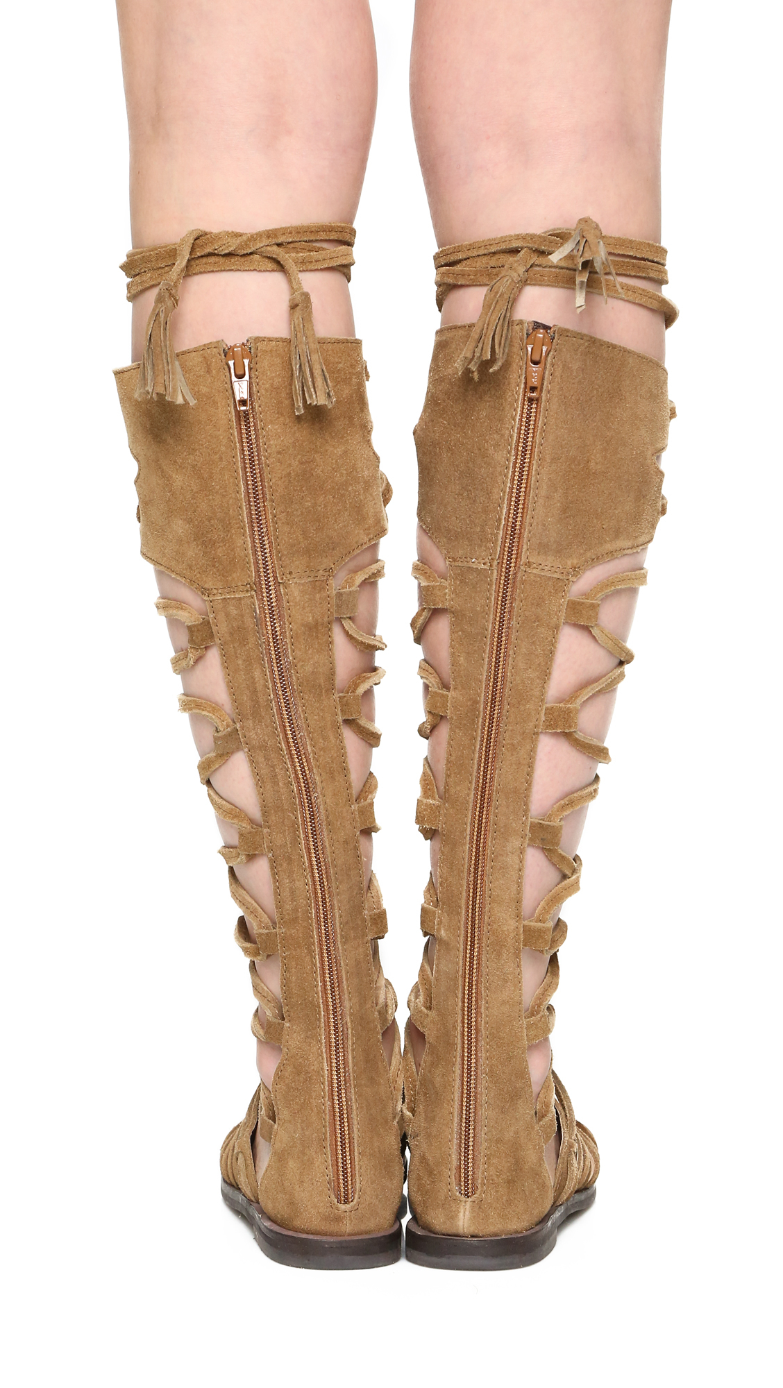 2b7e6c4f360 Gallery. Previously sold at  Shopbop · Women s Gladiator Sandals
