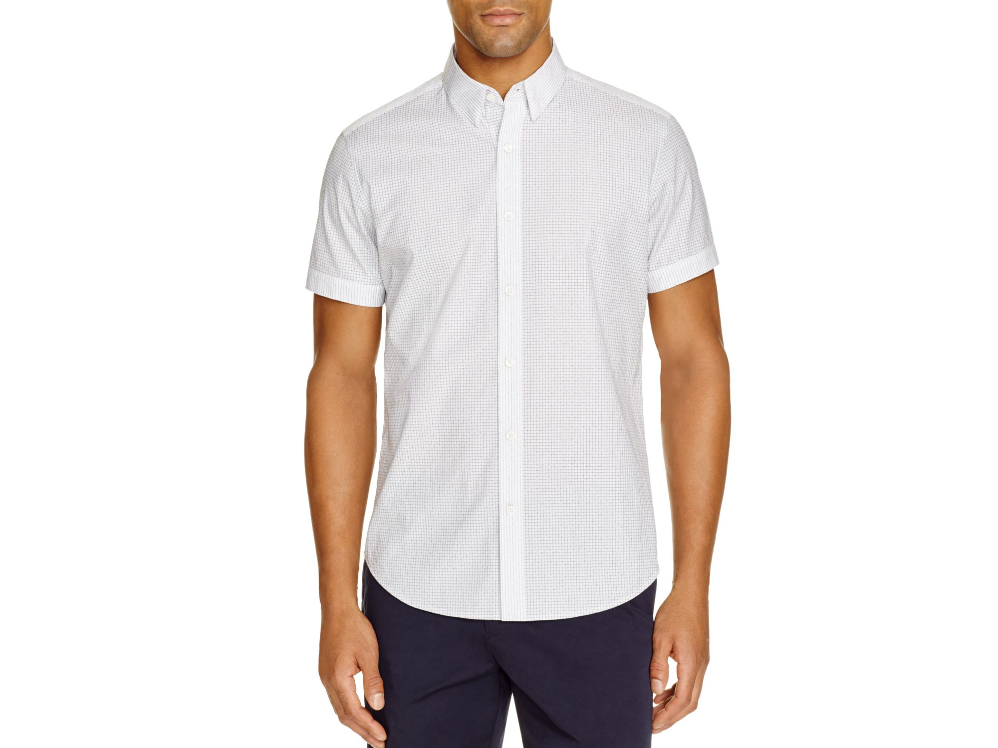 Oxford shirt by Hollister, Smart/casual personified, Button-down collar, Chest pocket, Hollister logo, Button fastening, Slim fit, A narrow cut that sits close to the body.