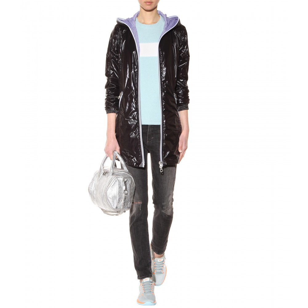 Lyst Duvetica Aedona Shell Jacket In Black