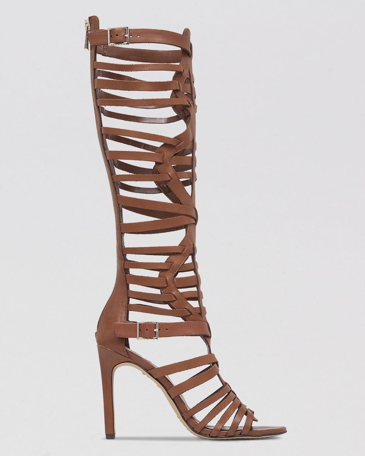 732c310c96d Vince Camuto Gladiator Sandals - Kase High Heel in Black - Lyst