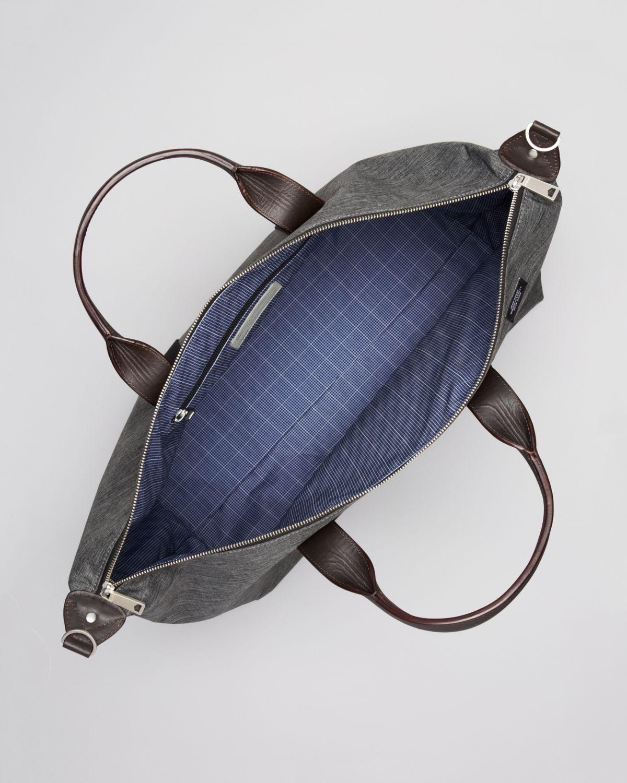 502716e0c8 Lyst - Jack Spade Tech Oxford Wing Duffel Bag in Gray for Men