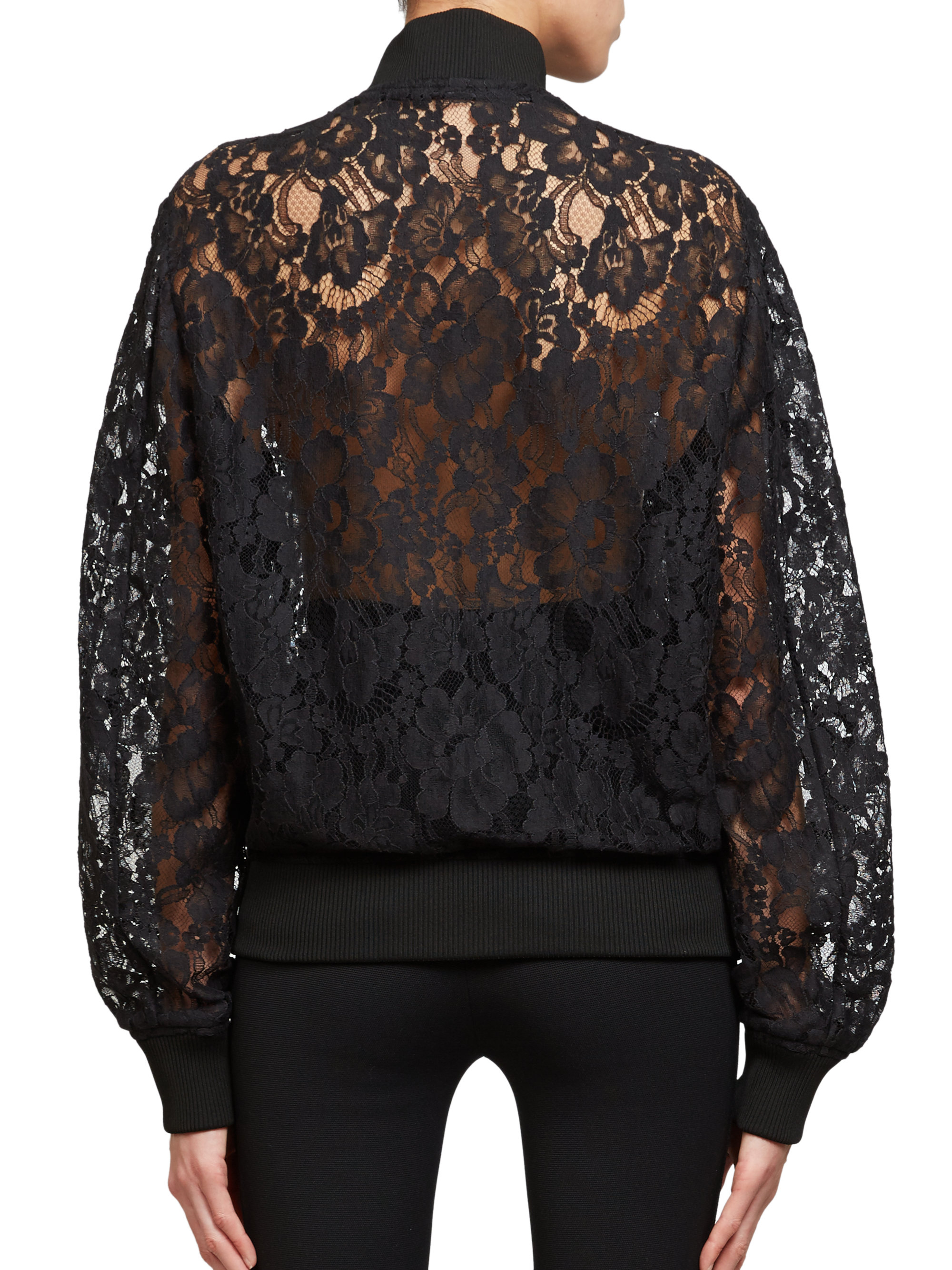 Just as a little black dress accentuates the best features, a lace wedding bolero covers the shoulders while sculpting a woman's upper torso with very little fabric. The three-quarter length sleeves add to the jacket's comfort and great-looking style, along with easy .
