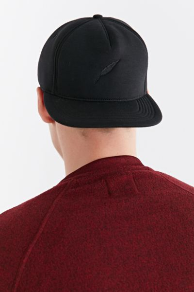 Lyst - Timberland Calixto Neoprene Snapback Hat in Black for Men 6a836ff99d8d