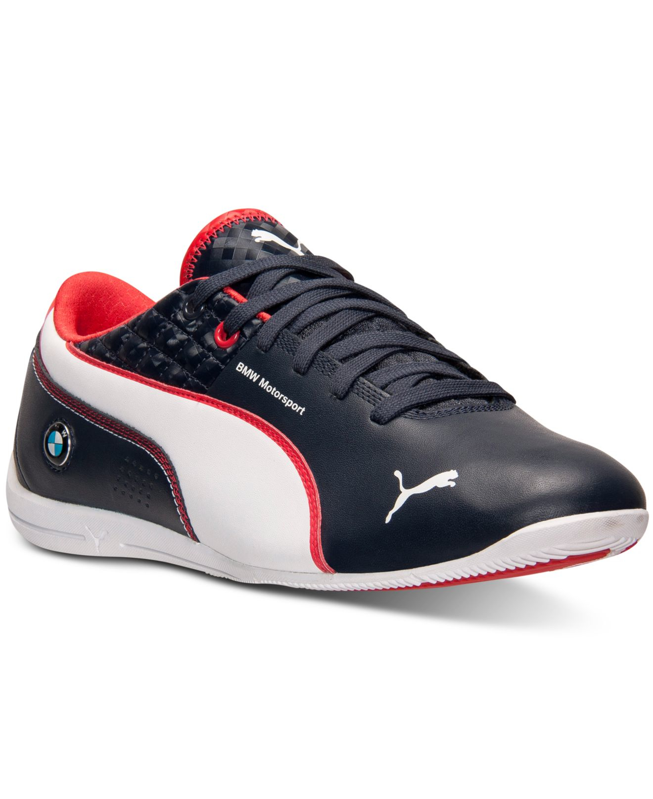 lyst puma men 39 s drift cat 6 bmw casual sneakers from. Black Bedroom Furniture Sets. Home Design Ideas