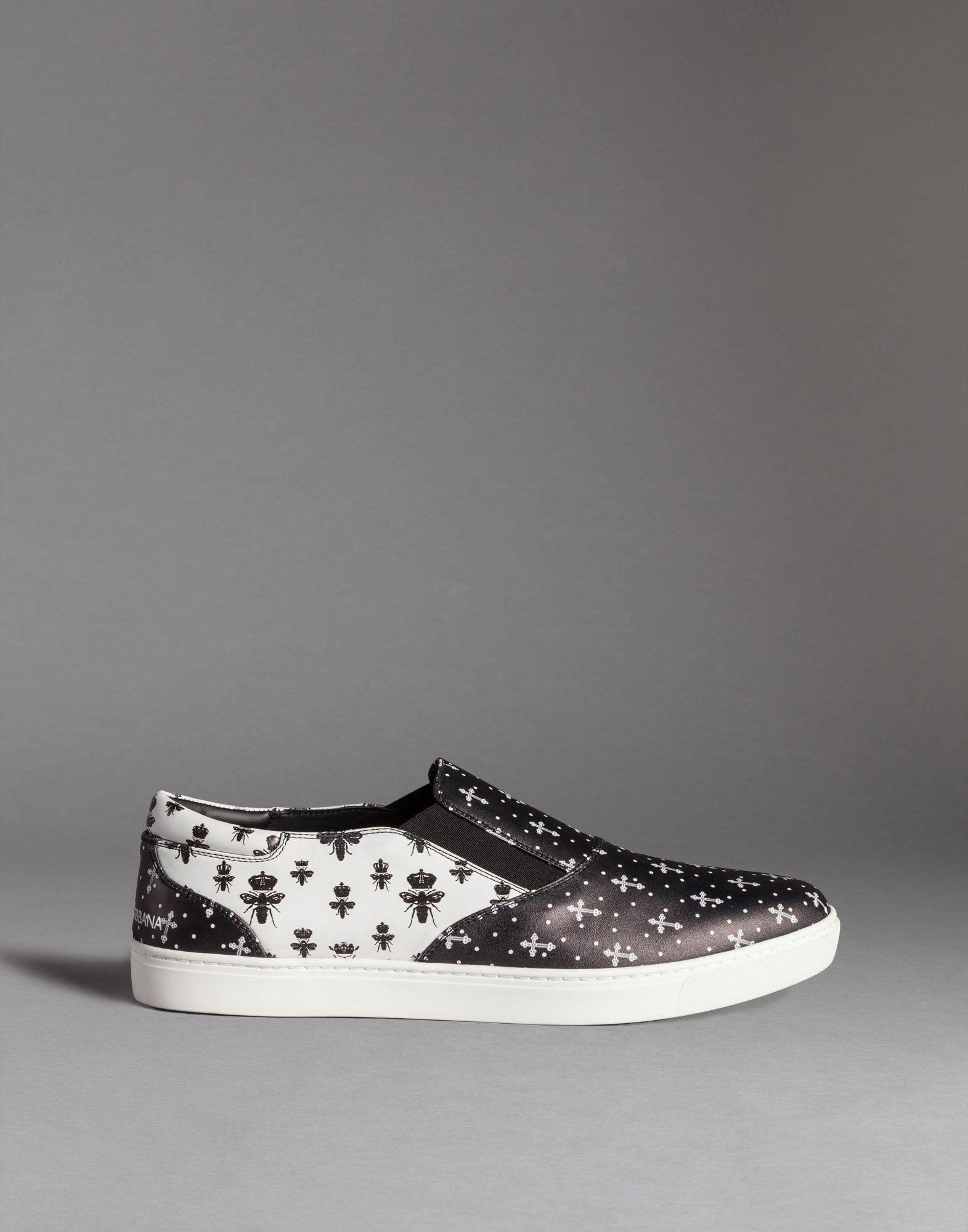 Slip-on sneakers Dolce & Gabbana JlfxzYr4