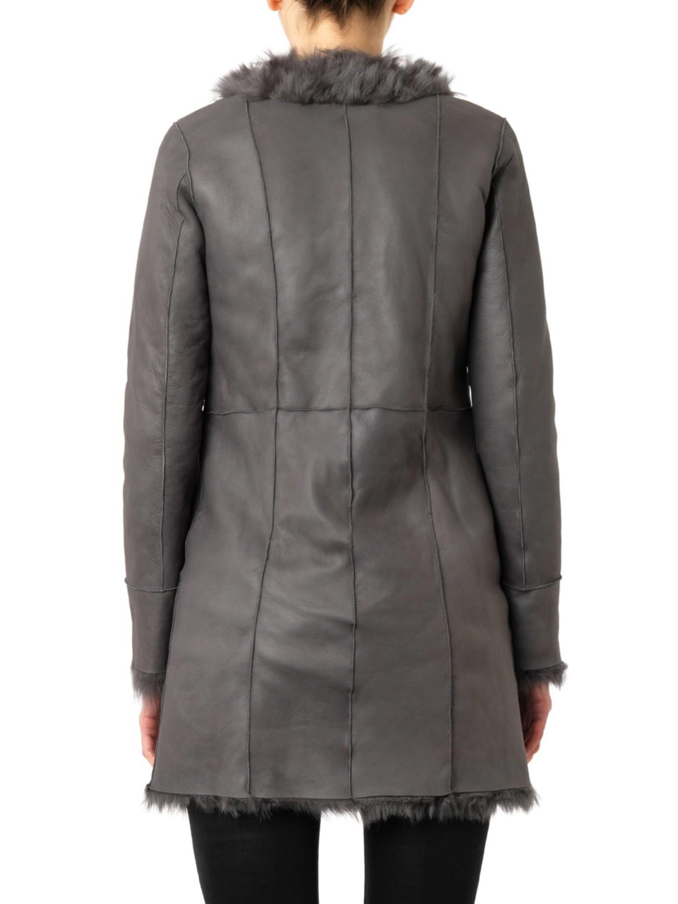 Drome Shearling Coat HOF6oX