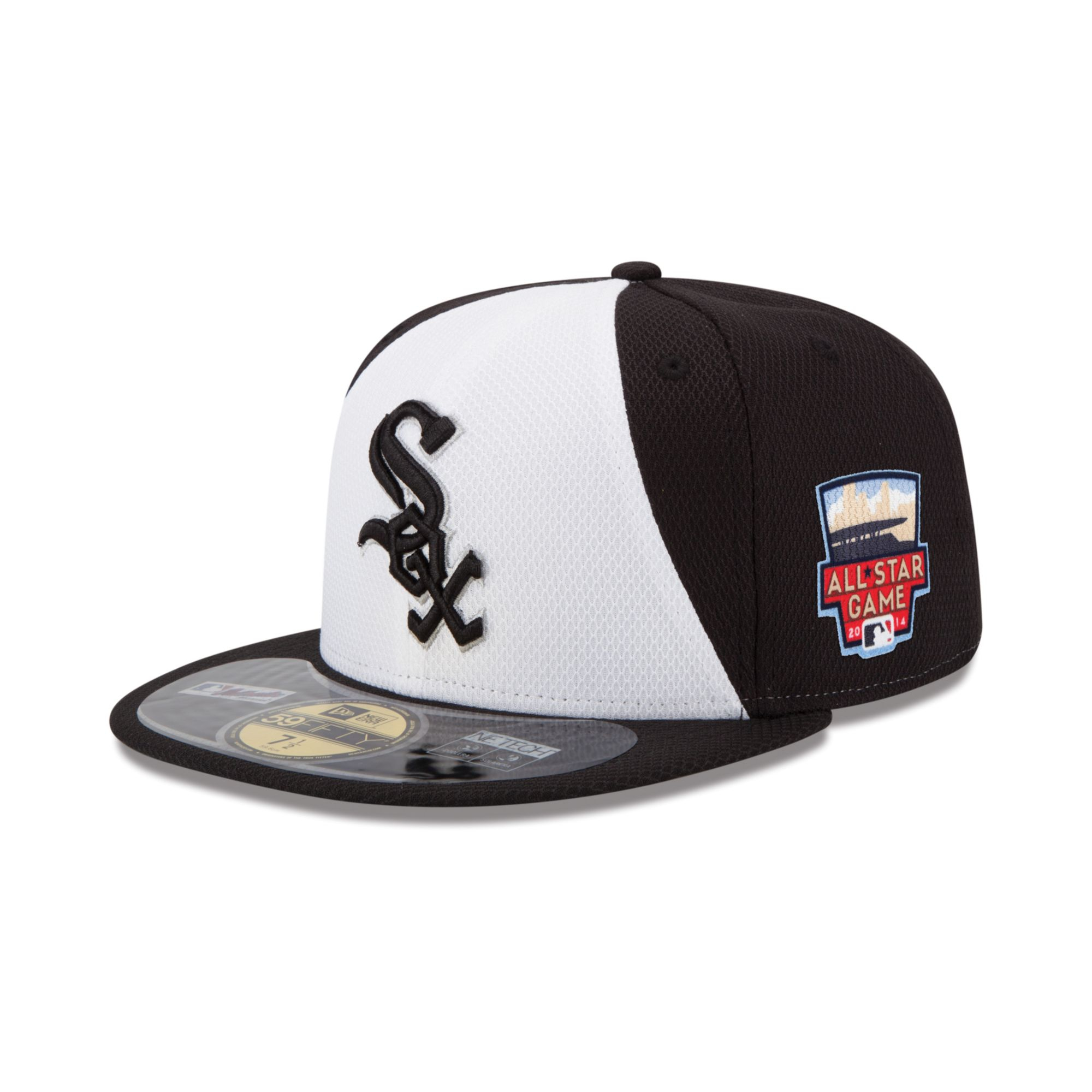 online store e6361 b3d55 ... good lyst ktz chicago white sox all star game patch 59fifty cap in  24e13 04f02 low price chicago white sox new era ...