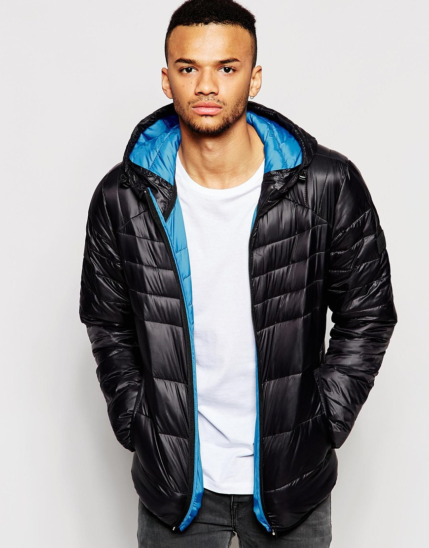 Jack jones padded jacket