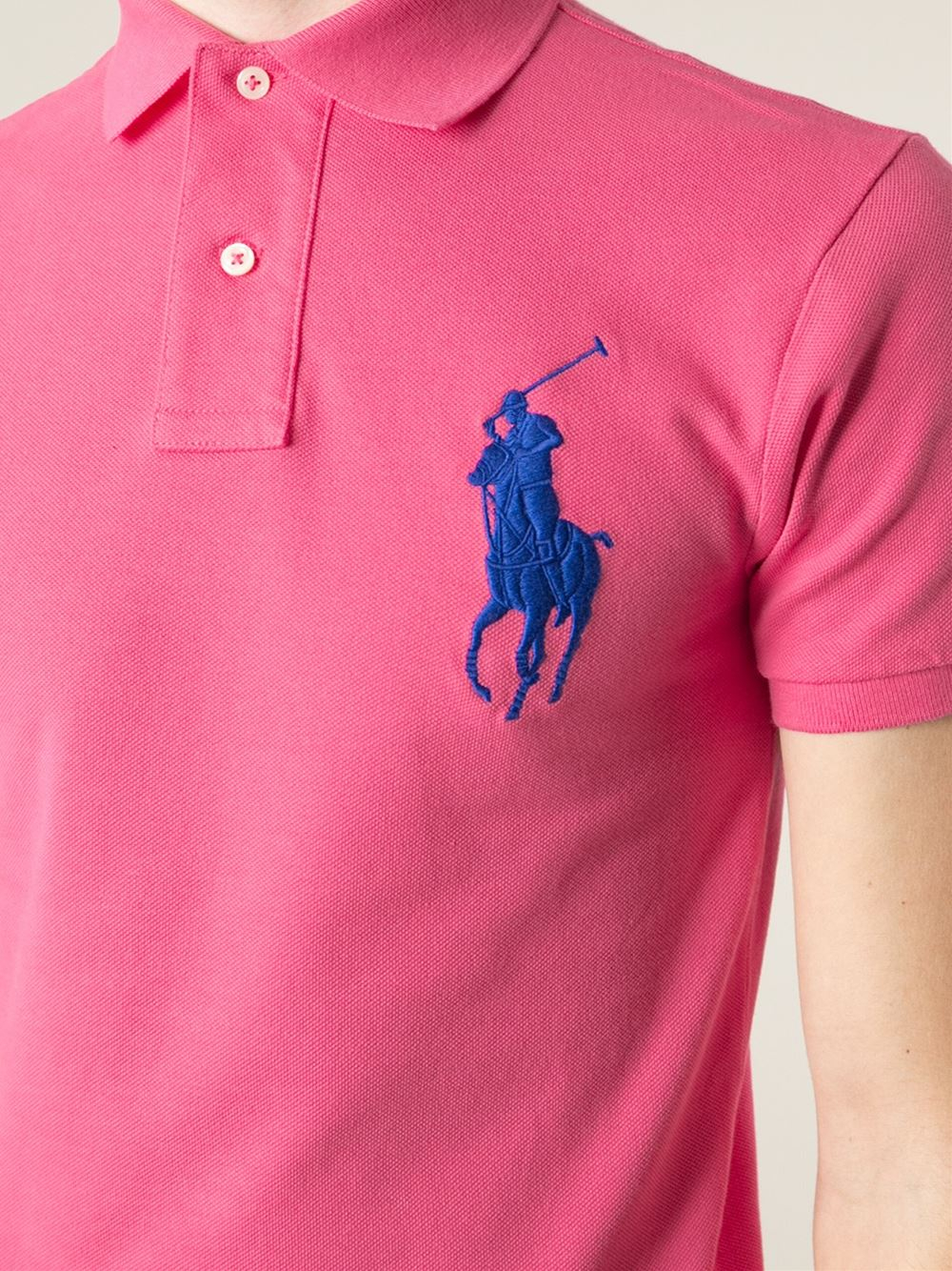 Ralph lauren shirt logo for Polo shirts with logos