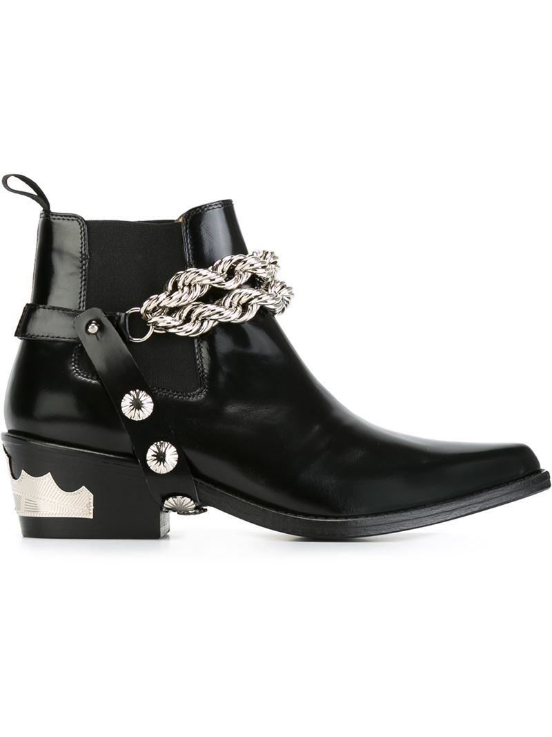 Toga Pulla Embellished Ankle Boots 2014 unisex cheap price cheap sale really cheap sale get authentic RJ1Q27S5z