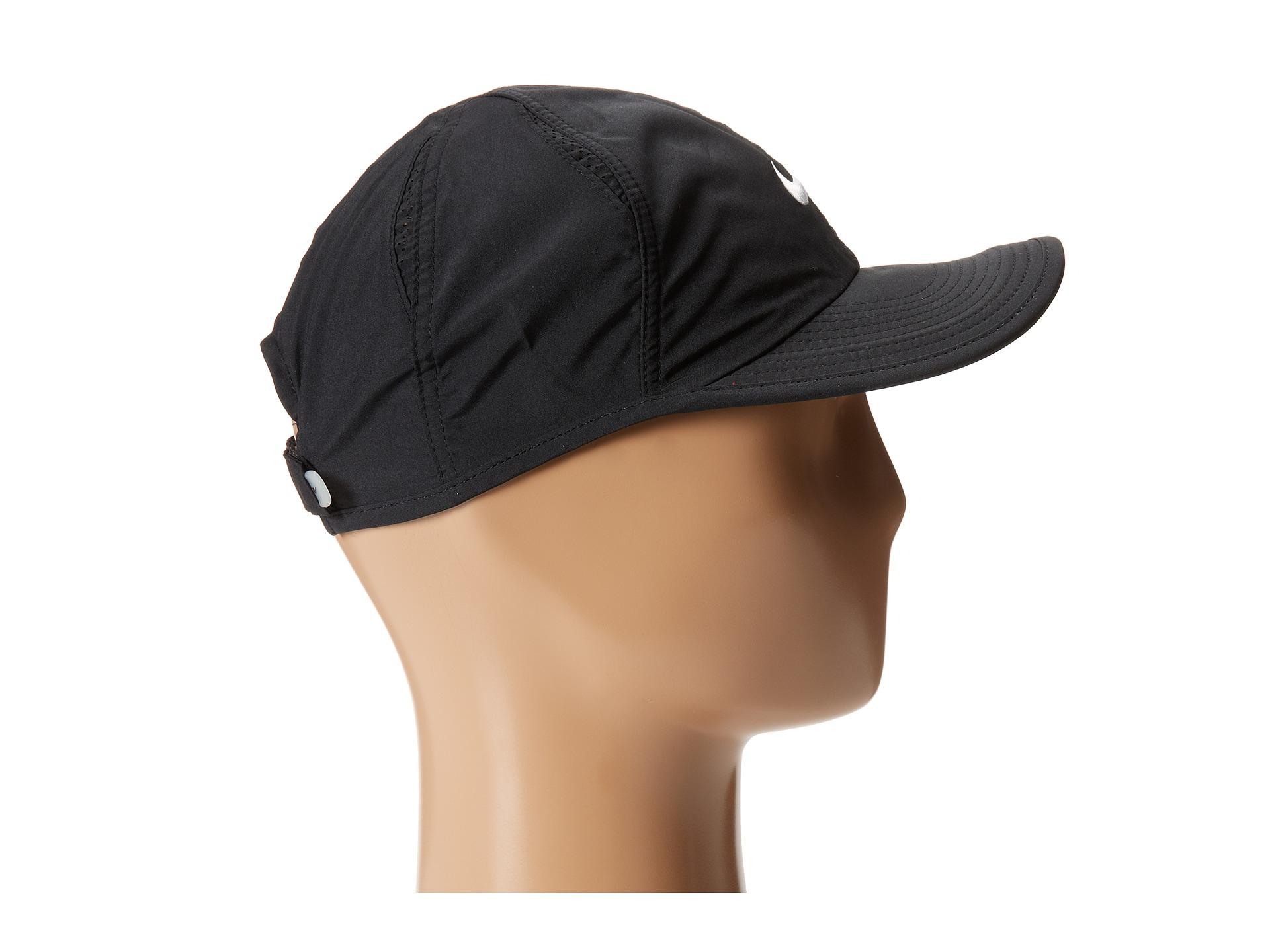 Lyst - Nike Featherlight Cap in Black 42f508875eb6