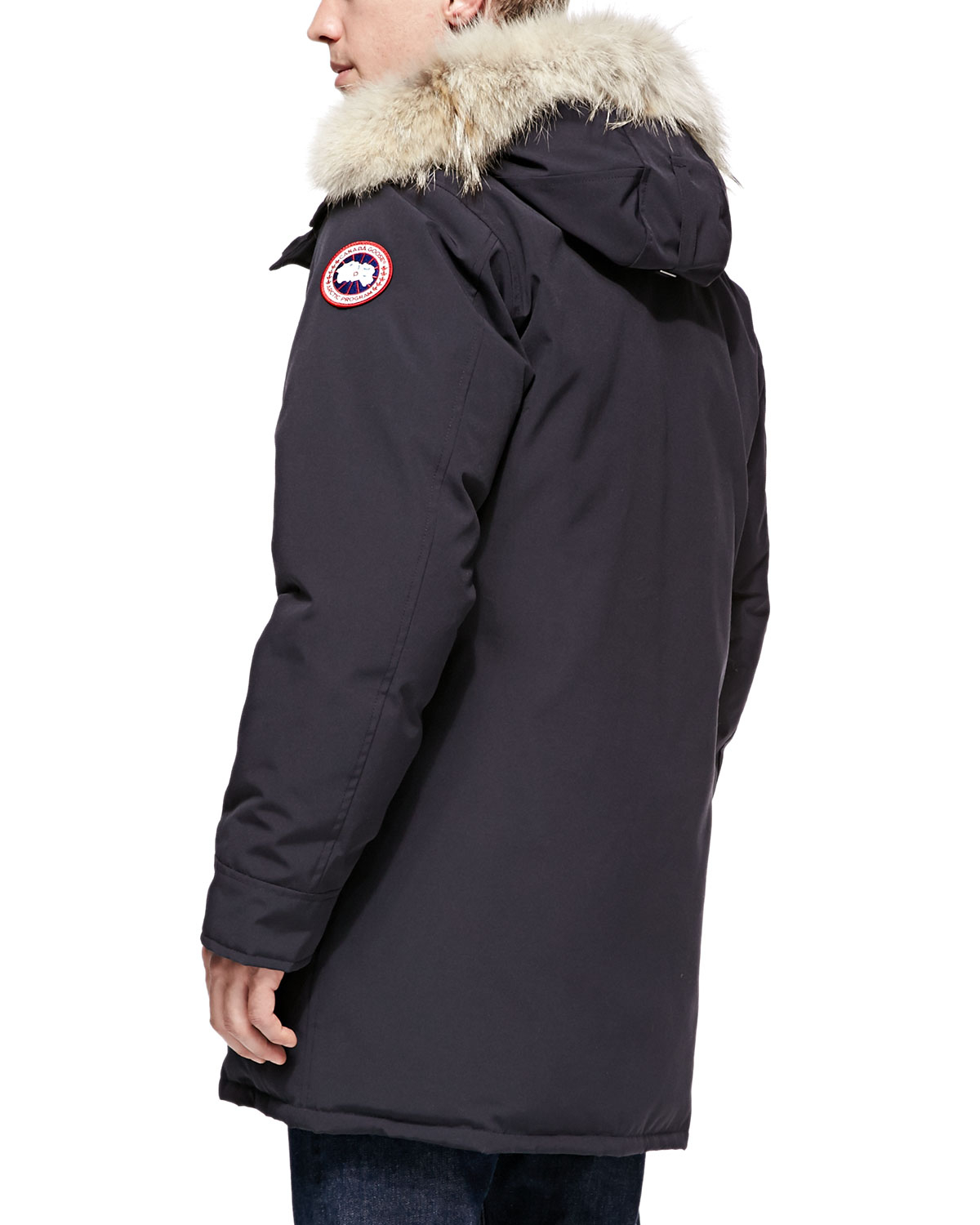 Canada Goose' Langford Jacket Down Men Coats Gray
