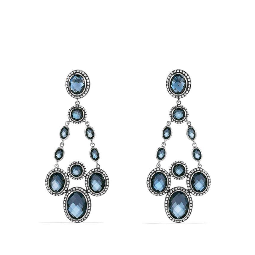 Lyst david yurman renaissance chandelier earrings with hampton gallery mozeypictures Gallery
