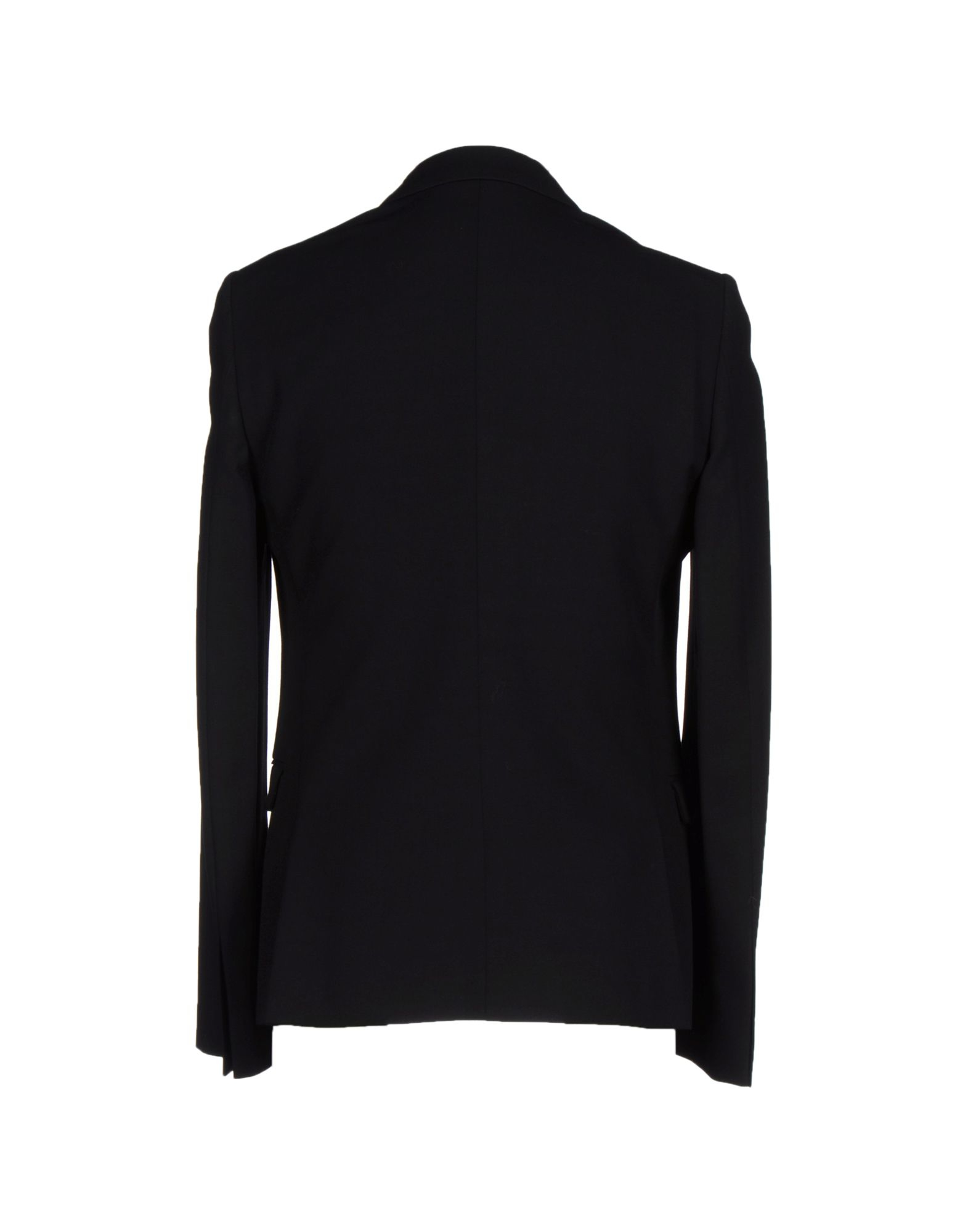 lyst patrizia pepe blazer in black for men. Black Bedroom Furniture Sets. Home Design Ideas