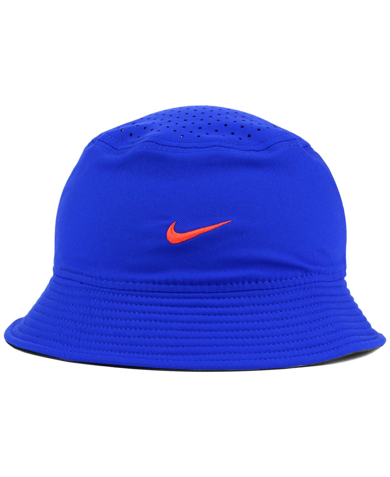 huge discount e09c6 82b0c Nike Florida Gators Vapor Bucket Hat in Blue for Men - Lyst