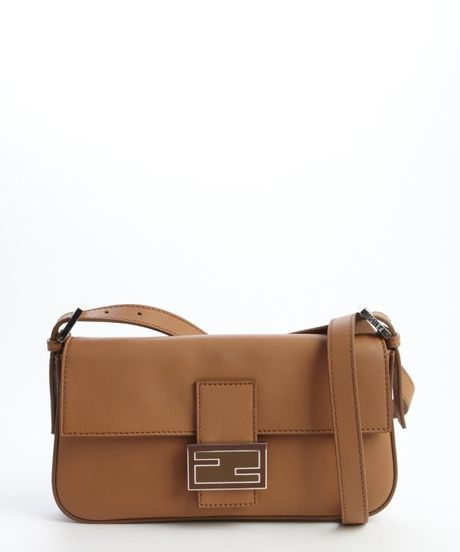 Fendi Mini Bucket Bag Brown Confederated Tribes Of The