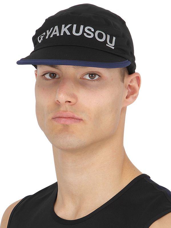 a15cd50221dbc Nike Dri-fit Mesh Racer Running Cap in Black for Men - Lyst