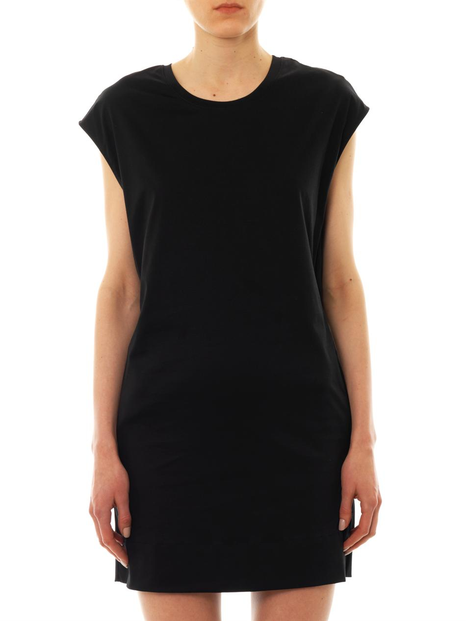 Black t shirt jersey dress - Gallery Previously Sold At Matchesfashion Com Women S T Shirt Dresses