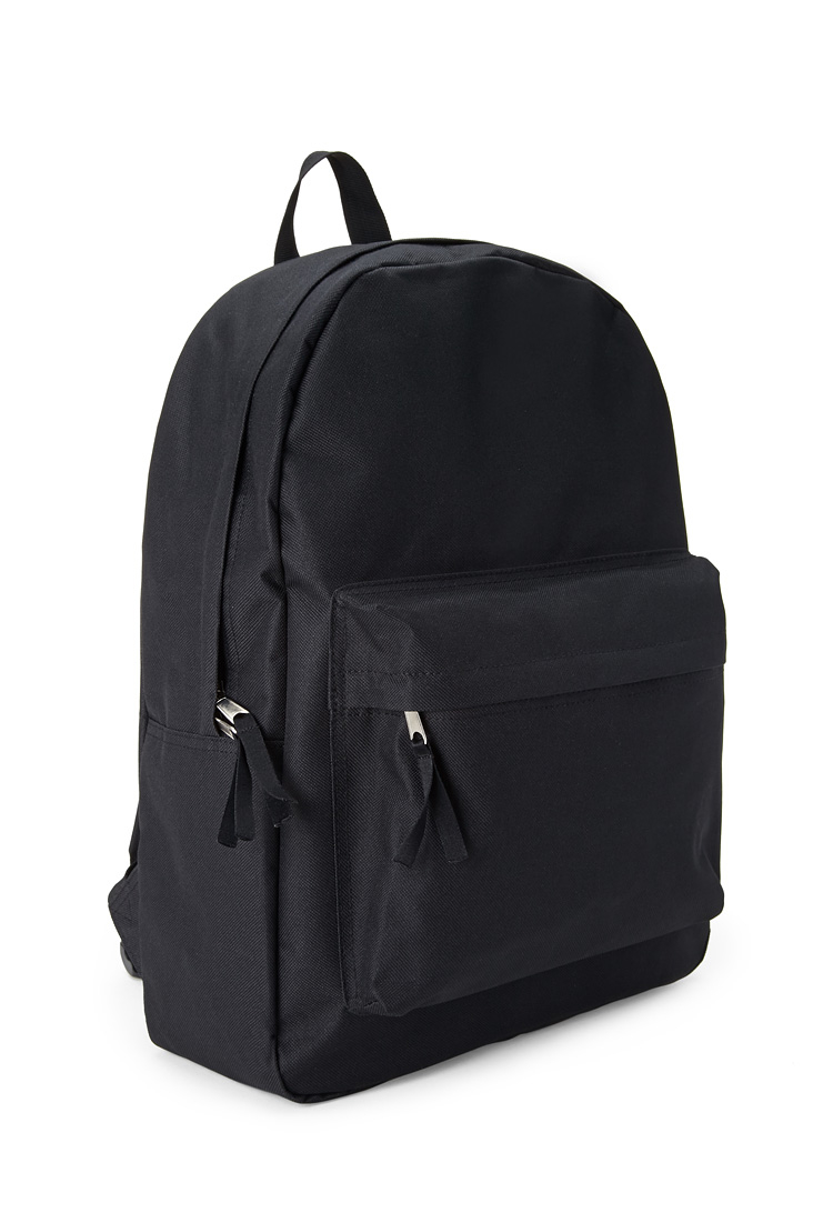 Forever 21 Classic Canvas Backpack in Black | Lyst Denim Jansport Backpack