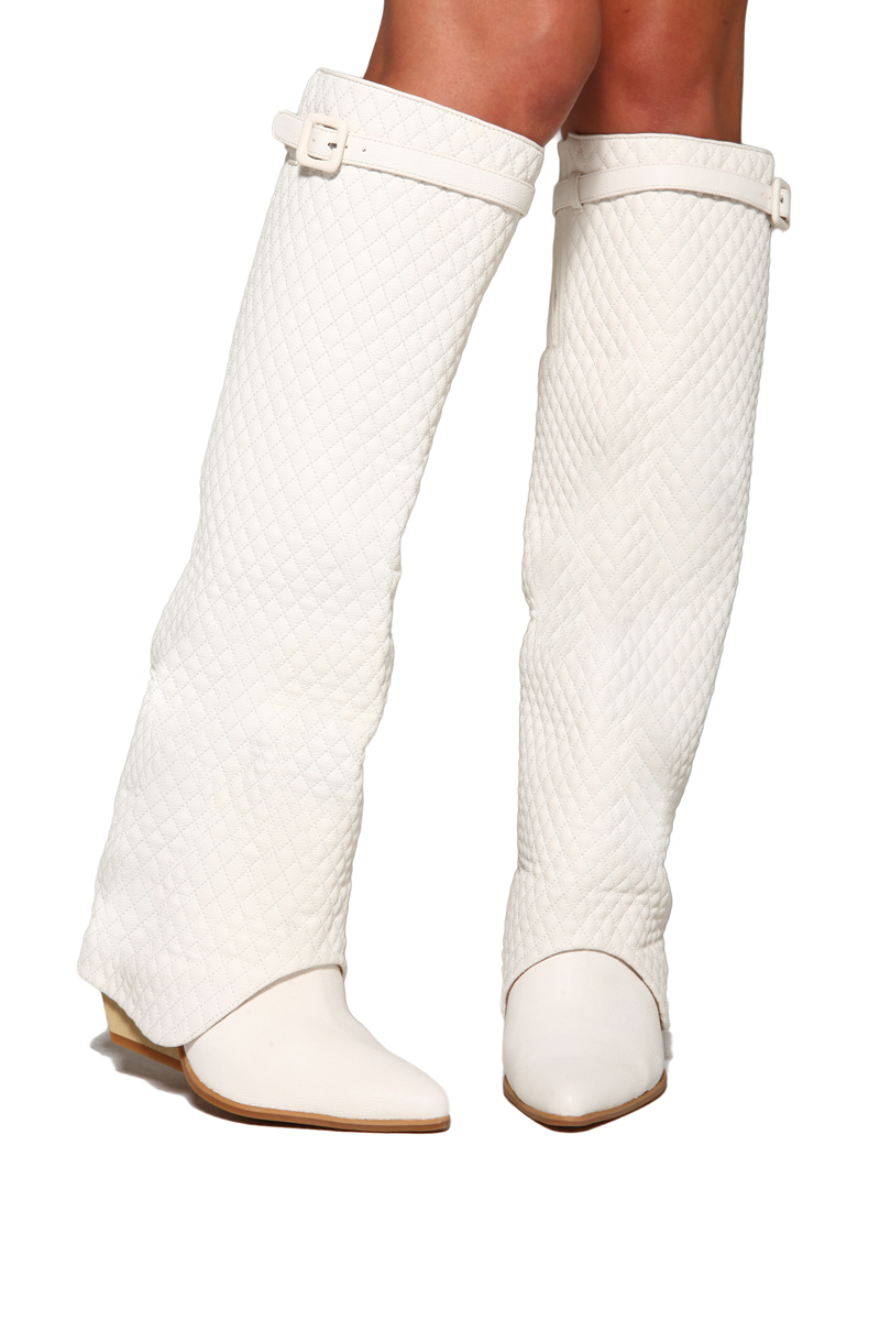 Lyst Jeffrey Campbell Boots In White